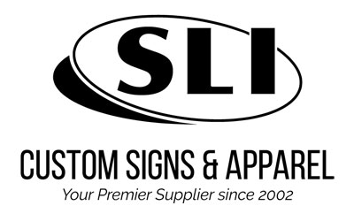 SLI Custom Signs and Apparel